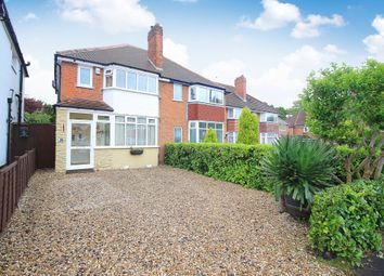 Thumbnail 2 bed semi-detached house for sale in Orchard Avenue, Solihull