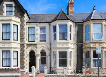 Thumbnail 2 bedroom flat for sale in Montgomery Street, Roath, Cardiff