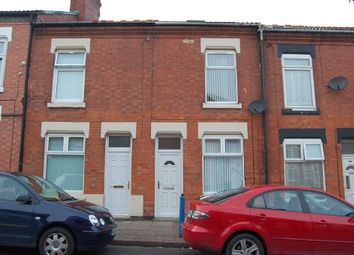 Thumbnail 4 bed terraced house for sale in Maynard Road, Highfields, Leicester