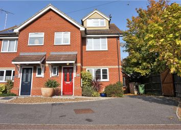 Thumbnail 4 bed semi-detached house for sale in Powers Hall End, Witham