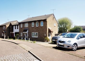 Thumbnail 3 bed semi-detached house for sale in The Bentleys, Southend-On-Sea