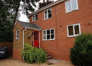 Thumbnail 3 bed semi-detached house for sale in Honeystones, Moulton, Northampton