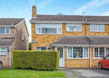 Thumbnail 2 bed semi-detached house for sale in Ettington Close, Wellesbourne, Warwick