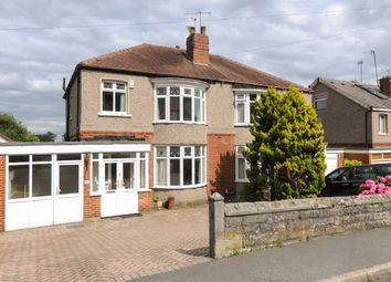 Thumbnail 3 bed semi-detached house for sale in Endowood Road, Sheffield