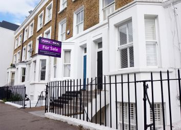 Thumbnail 1 bed flat for sale in Greyhound Road, Barons Court
