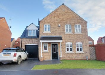 Thumbnail 4 bedroom detached house for sale in Paddock Way, Kingswood, Hull
