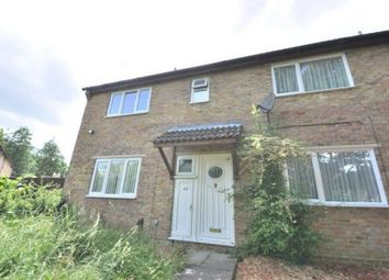 Thumbnail 3 bed end terrace house to rent in Ermine Road, Northampton