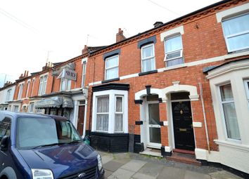 Thumbnail 3 bedroom terraced house to rent in Lea Road, Abington, Northampton