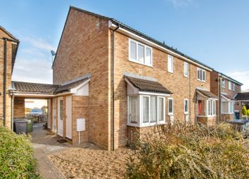 Thumbnail 1 bed mews house for sale in Derwent Close, St. Ives, Huntingdon