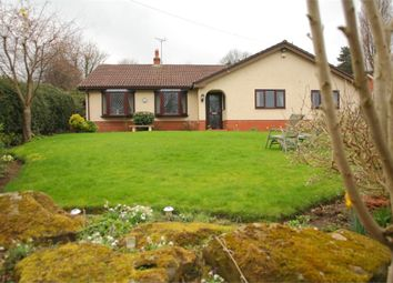 Thumbnail 3 bed detached bungalow for sale in Coed Efa Lane Wrexham Road, New Broughton, Wrexham