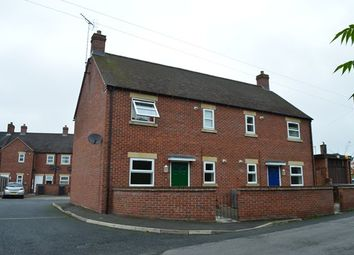 Thumbnail 2 bed flat for sale in Shrewsbury Road, Market Drayton