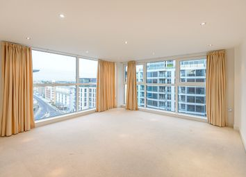Thumbnail 2 bed flat to rent in Fountain House, Imperial Wharf
