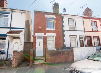 Thumbnail 2 bed terraced house for sale in Dorset Road, Radford, Coventry