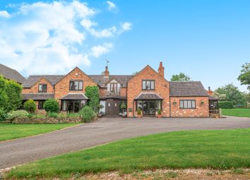 Thumbnail 5 bed detached house for sale in Adams Road, Kirk Langley, Ashbourne
