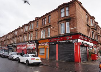 Thumbnail 1 bed flat for sale in 377 Paisley Road West, Glasgow