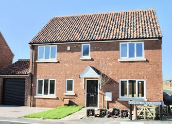 Thumbnail 4 bedroom detached house for sale in George Davey Close, Beccles