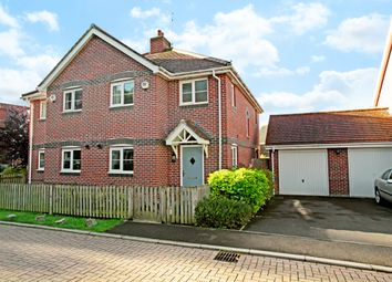 Thumbnail 3 bed semi-detached house to rent in Pinewood Crescent, Hermitage, Thatcham