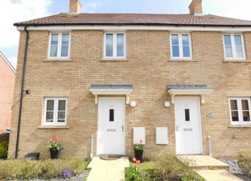 Thumbnail 2 bed semi-detached house for sale in Grange Drive, Stotfold, Hitchin, Herts