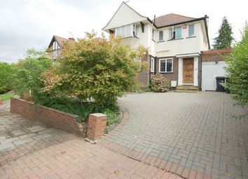 Thumbnail 3 bedroom detached house for sale in The Crossways, Wembley