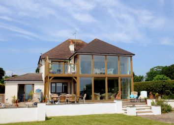 Thumbnail 4 bed detached house for sale in Woodstock, Frances Road, Saundersfoot, Pembrokeshire