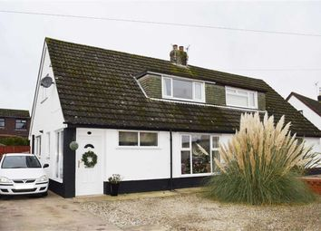 Thumbnail 3 bed semi-detached bungalow for sale in Pennine Way, Great Eccleston, Preston
