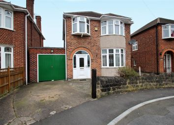 Thumbnail 3 bed detached house for sale in Ennismore Gardens, Aspley, Nottingham