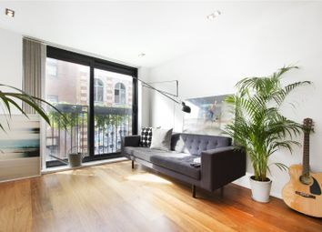 Thumbnail 1 bed flat for sale in Coronet Street, London