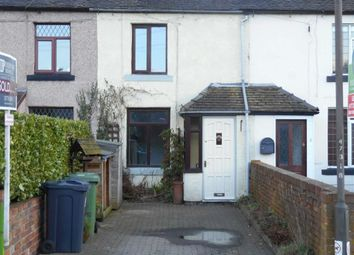 Thumbnail 2 bed terraced house to rent in Bowling Alley, Heage, Derbyshire