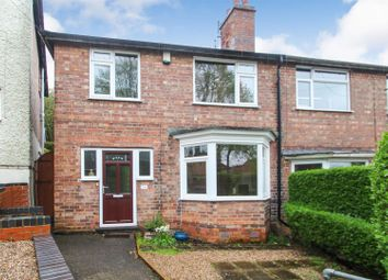 Thumbnail 3 bed semi-detached house for sale in Dornoch Avenue, Sherwood, Nottingham