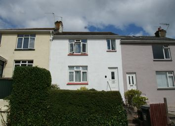 Thumbnail 3 bed terraced house for sale in Coombe Road, Preston, Paignton