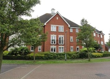 Thumbnail 2 bed flat to rent in Wickham Crescent, Chelmsford