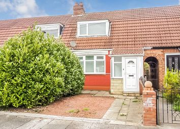 Thumbnail 2 bed semi-detached house for sale in Eversley Place, Wallsend