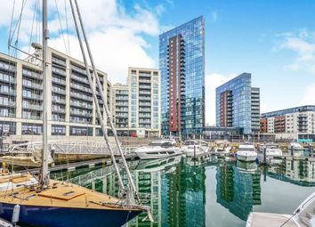 Thumbnail 2 bedroom flat for sale in Admirals Quay, Ocean Way, Southampton