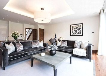 Thumbnail 3 bed mews house to rent in Kew Bridge Court, Chiswick, London