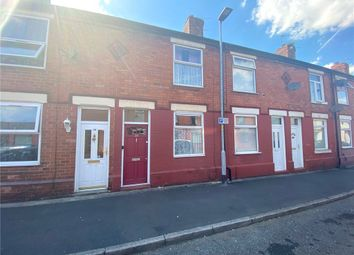 Thumbnail 2 bed terraced house for sale in Grafton Street, Warrington, Cheshire