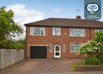 4 bed semi-detached house for sale in Lupton Avenue, Styvechale, Coventry CV3