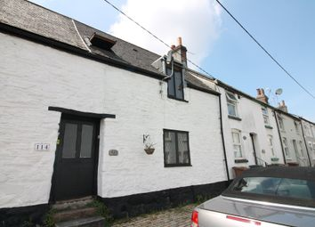 Thumbnail 1 bed terraced house for sale in Underwood Road, Plympton, Plymouth