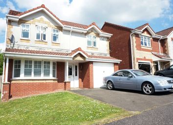 Thumbnail 4 bed detached house for sale in Clarkin Avenue, Lindsayfield, East Kilbride
