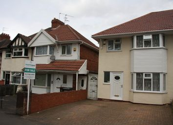 Thumbnail 3 bedroom semi-detached house for sale in Marston Road, Wolverhampton