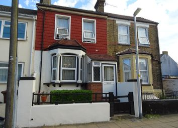 Thumbnail 3 bed terraced house for sale in Stafford Street, Gillingham, Kent.