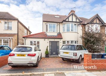 Thumbnail 4 bed semi-detached house for sale in Lichfield Grove, London
