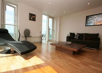 Thumbnail 2 bed flat for sale in 37 Millharbour, London