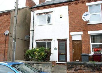 Thumbnail 2 bed end terrace house for sale in Haddon Street, Tibshelf, Alfreton