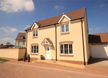 Thumbnail 4 bedroom detached house to rent in Hazel Brook Gardens, Henbury, Bristol