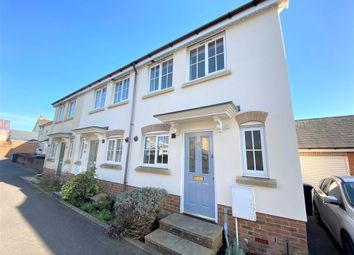 Thumbnail 2 bed end terrace house for sale in Ridgeway Road, Gillingham