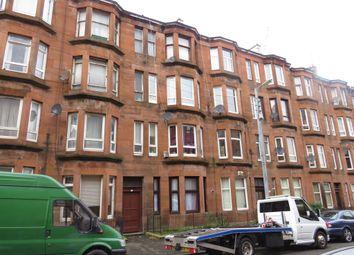 Thumbnail 1 bedroom flat for sale in Aberdour Street, Dennistoun, Glasgow