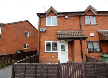 Thumbnail 2 bedroom town house to rent in Regent Street, Willenhall