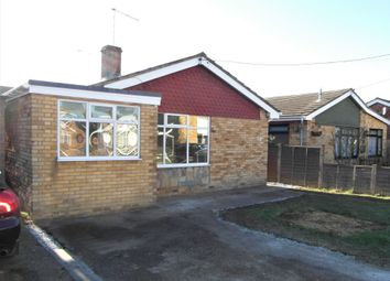 Thumbnail 2 bed detached bungalow to rent in Delgada Road, Canvey Island