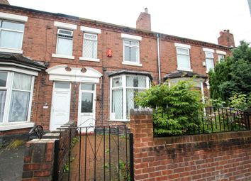 Thumbnail 3 bedroom terraced house for sale in Blurton Road, Heron Cross, Stoke-On-Trent