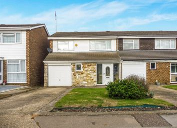 Thumbnail 4 bedroom end terrace house for sale in Wharf Road, Wormley, Broxbourne